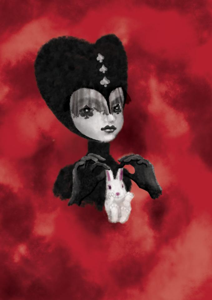 Black Queen (of Spades)