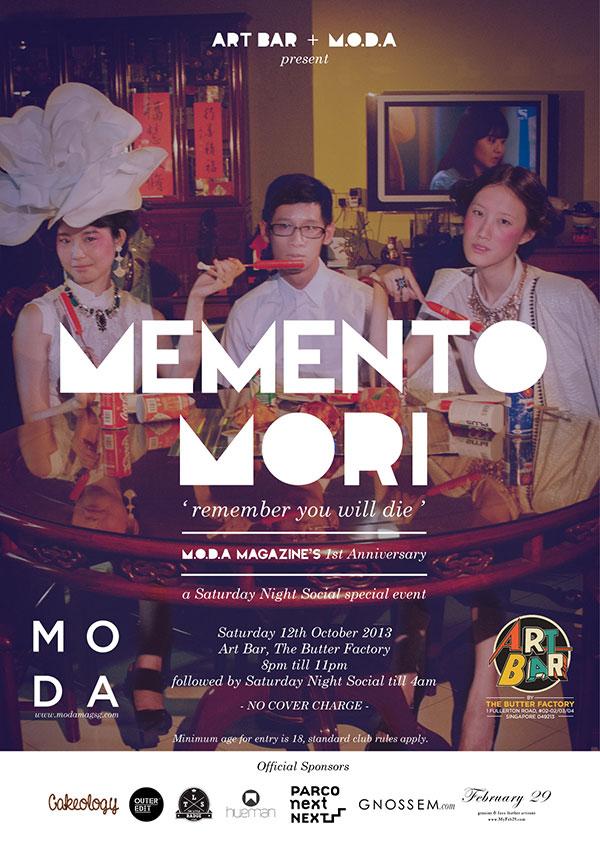 MODA - Memento Mori