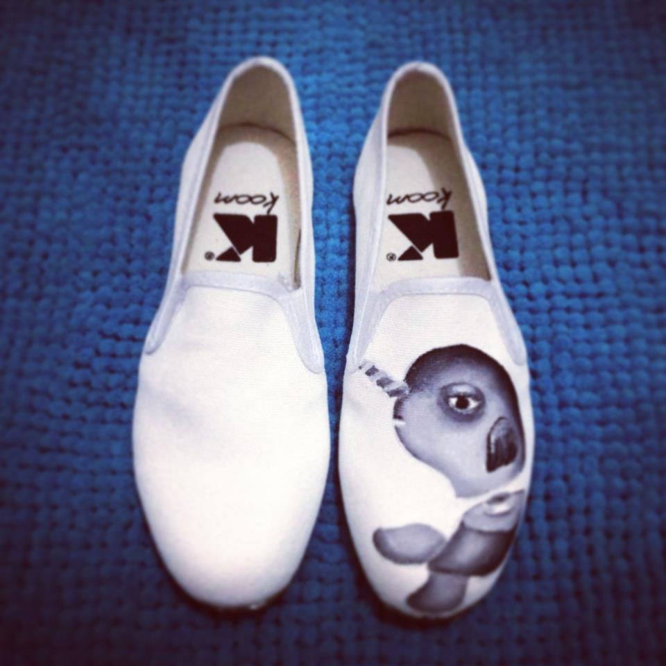 Nataliette x KOOM shoes